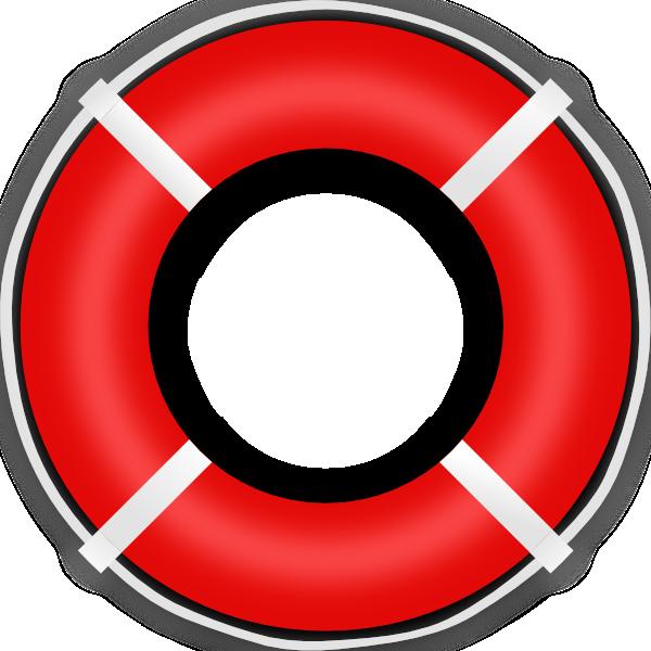 Lifesaver Clip Art Free Vector 4vector