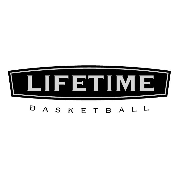 free vector Lifetime basketball