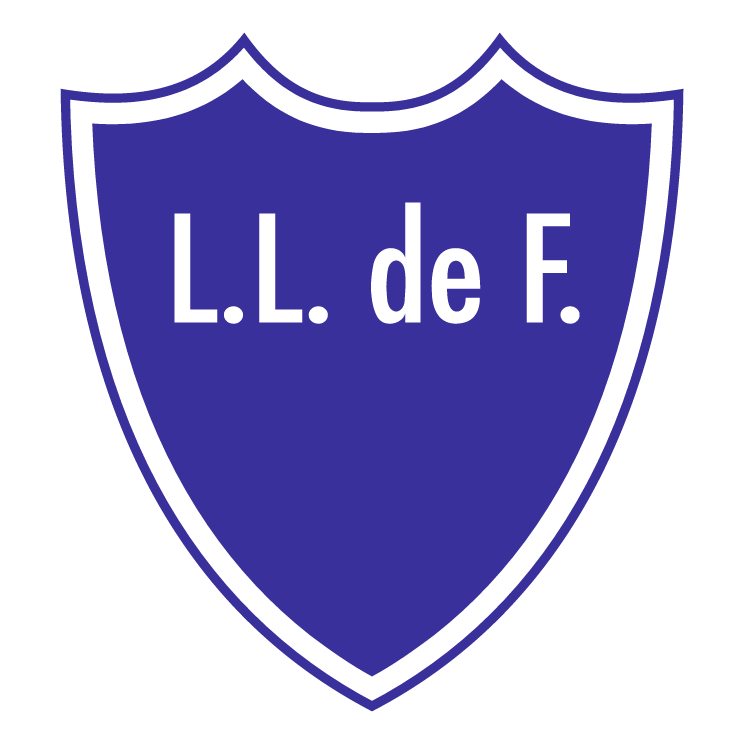 free vector Liga lujanense de futbol de lujan