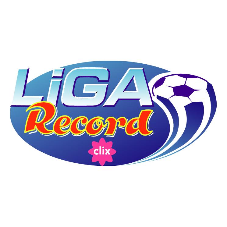 free vector Liga record