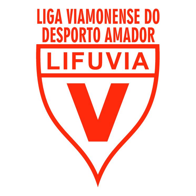 free vector Liga viamonense do desporto amador de viamao rs