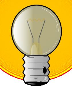 free vector Lighrt Bulb clip art