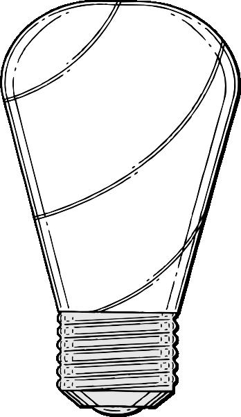 free vector Light Bulb clip art 116292