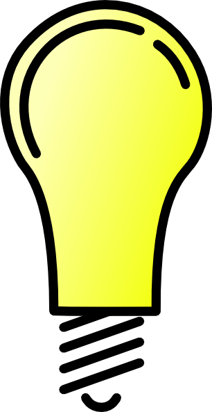 ... Free Vector Light Bulb Clip Art
