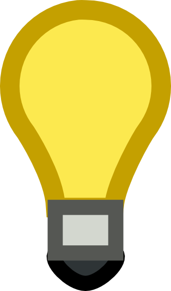 light bulb clip art free vector 4vector rh 4vector com free clipart idea light bulb free clipart light bulb outline