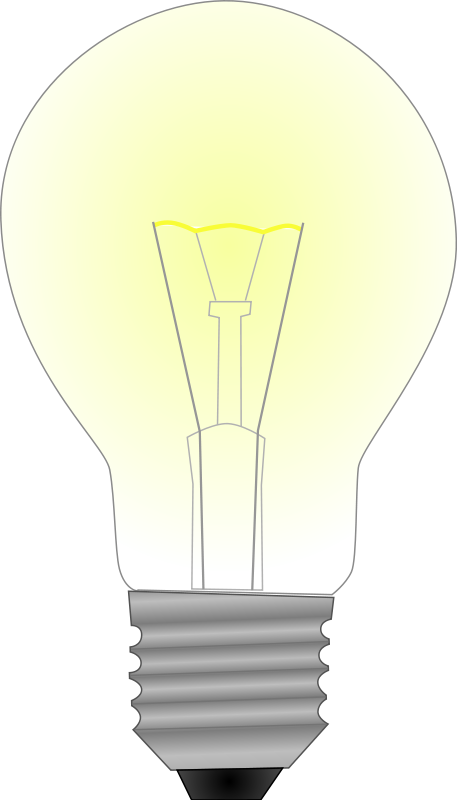 free vector Light Bulb