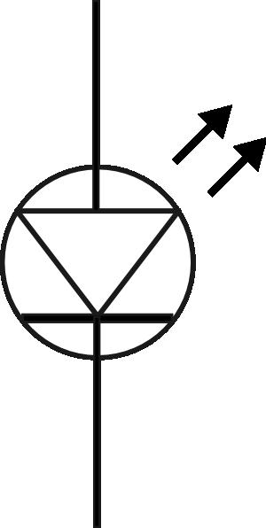 free vector Light Emitting Diode Led clip art