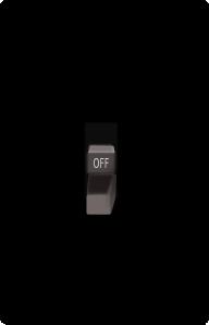 free vector Light Switch clip art