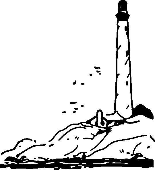 free vector Lighthouse clip art