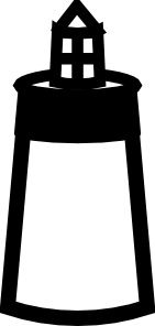 free vector Lighthouse clip art