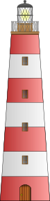 free vector Lighthouse Tower clip art