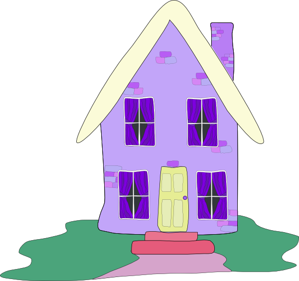 free vector clipart house - photo #36