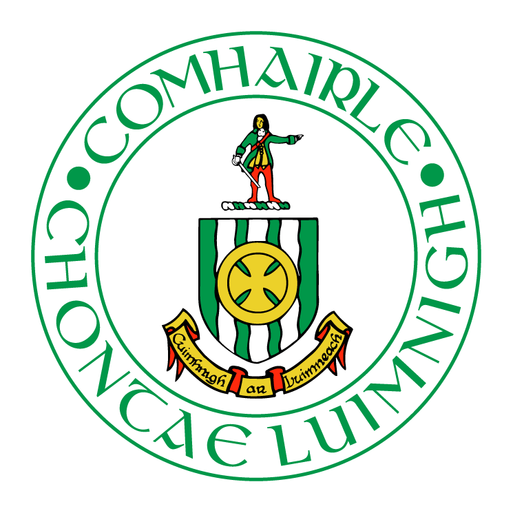 free vector Limerick county crest