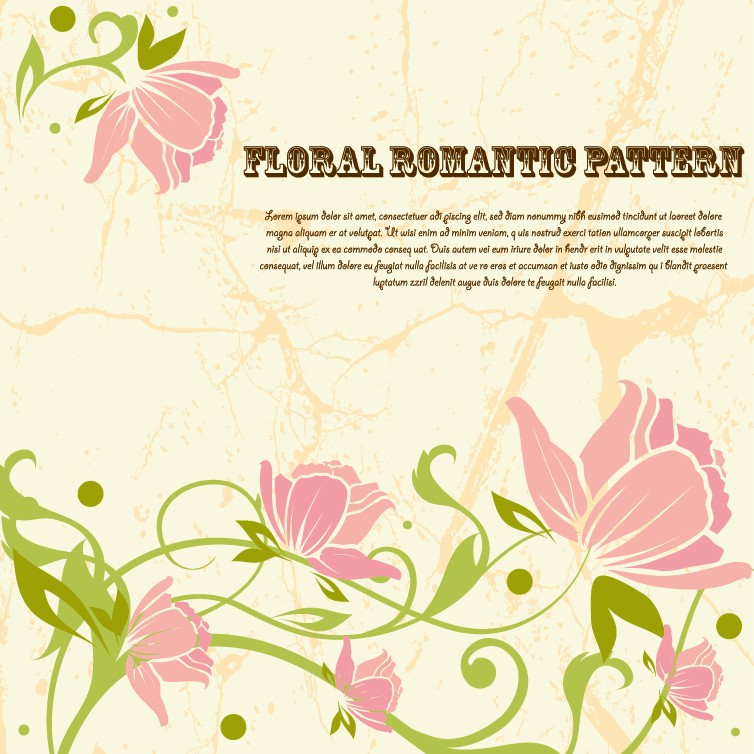 free vector Line art pattern background 03 vector