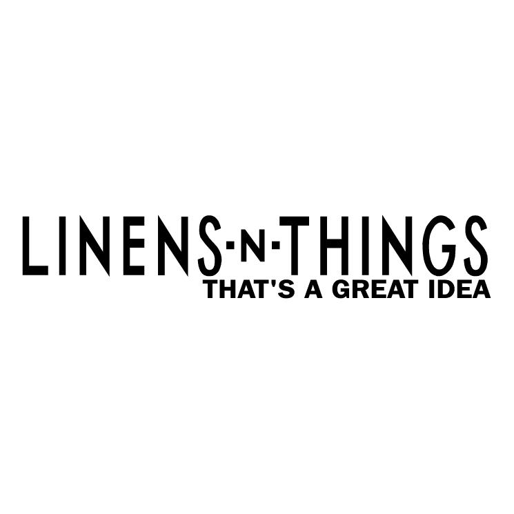 free vector Linens n things 0