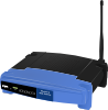 free vector Linksys_wag54g clip art