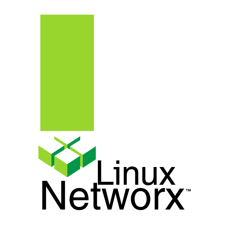 free vector Linux networx
