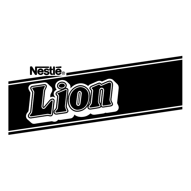 free vector Lion 4