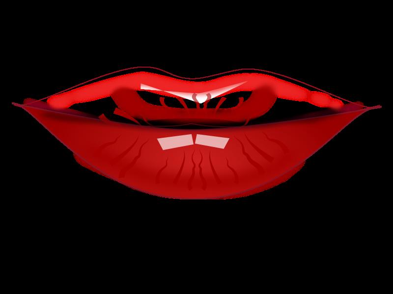 free vector Lips by netalloy
