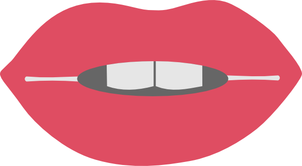 free vector Lips clip art