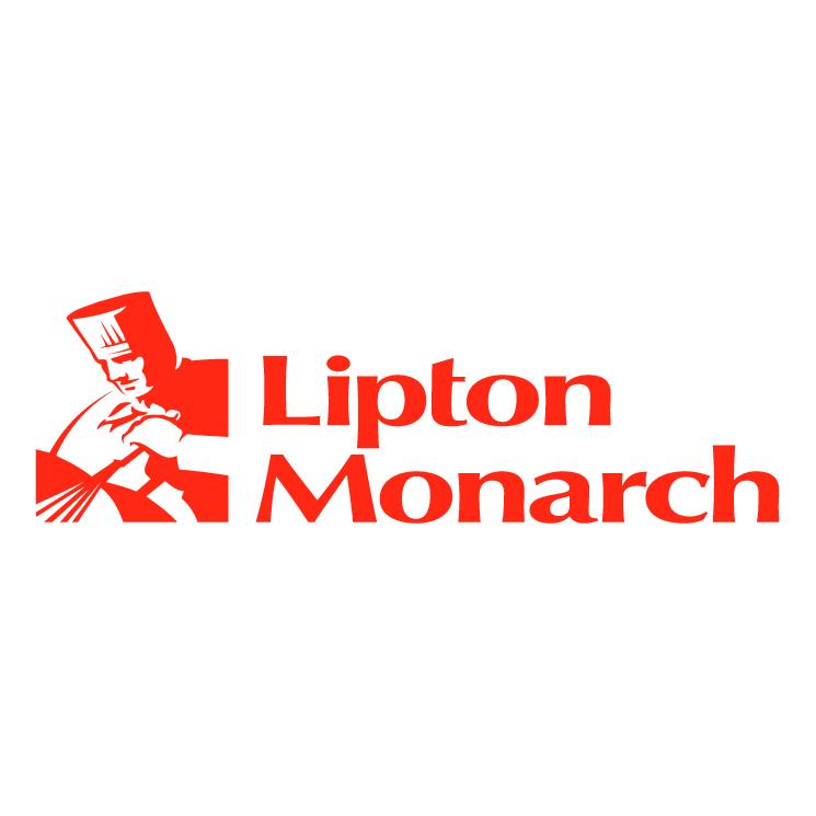 Lipton Logo Vector Lipton Monarch Free Vector