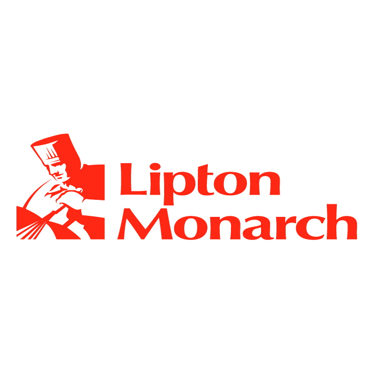 free vector Lipton monarch