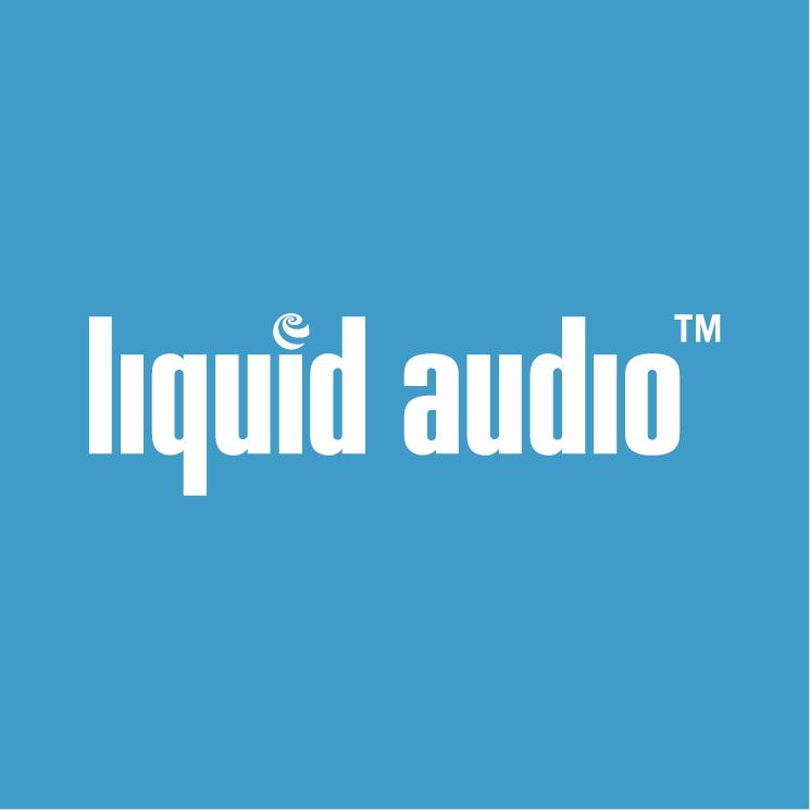 free vector Liquid audio