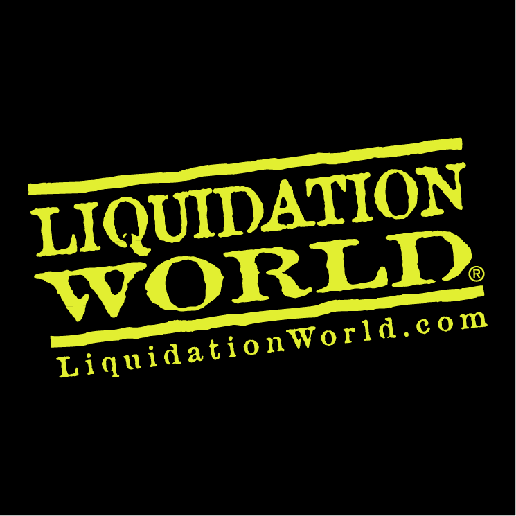 free vector Liquidation world
