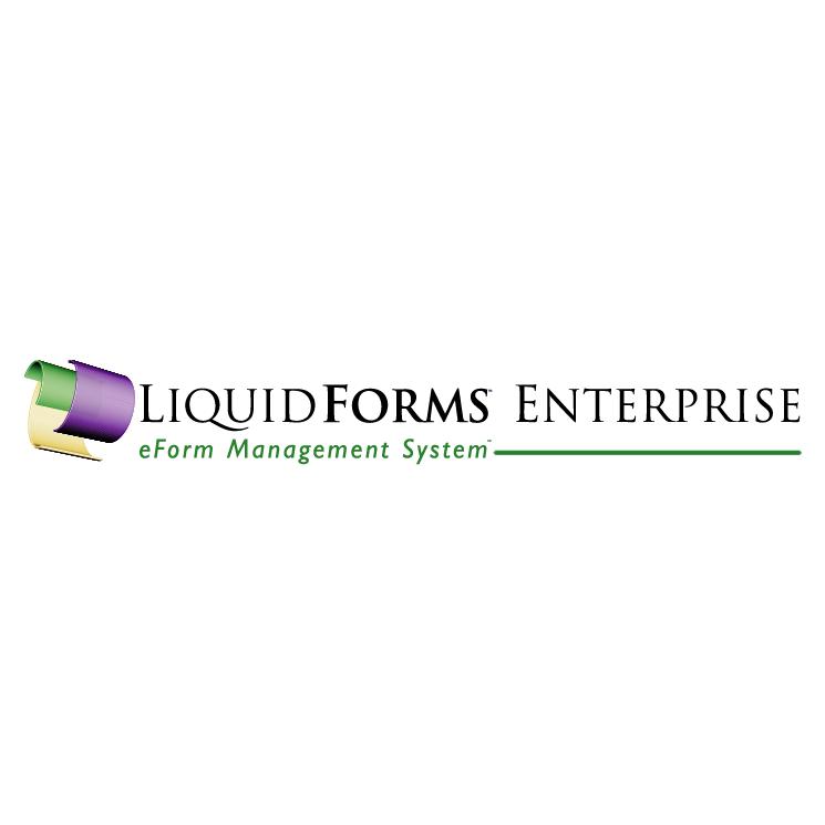 free vector Liquidforms enterprise