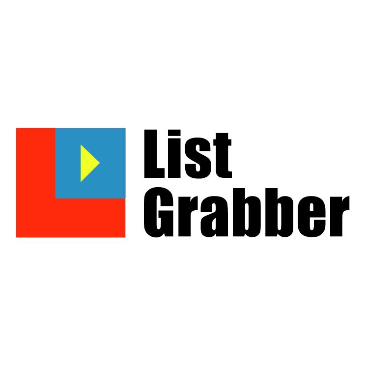 free vector List grabber