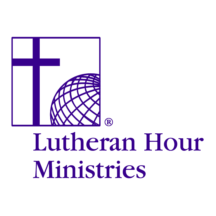 free vector Litheran hour ministries