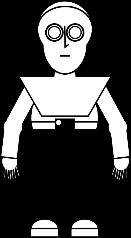 free vector Little Alien