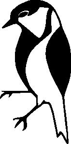 free vector Little Bird clip art
