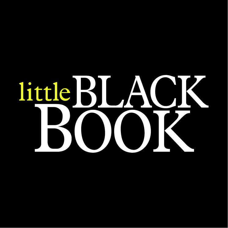 free vector Little black book
