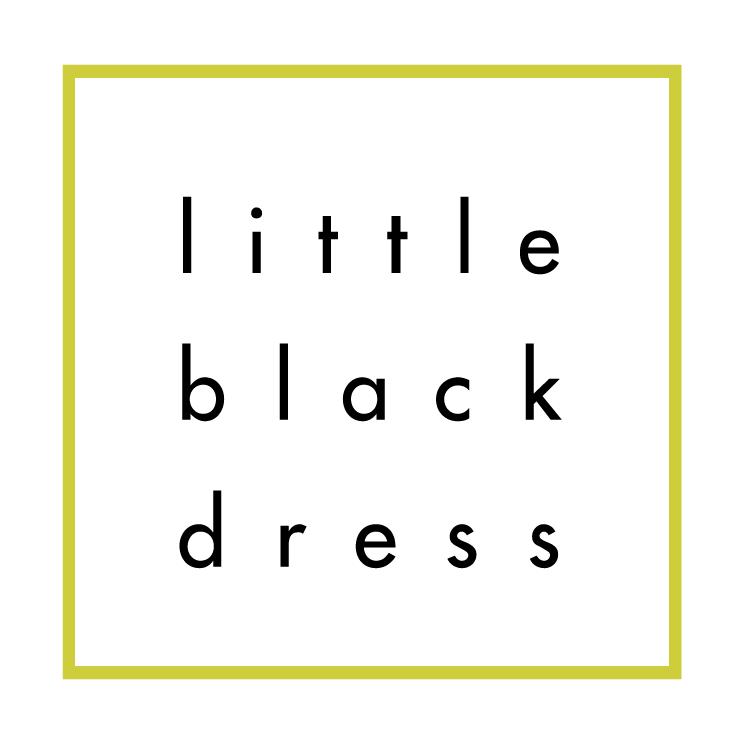 free vector Little black dress