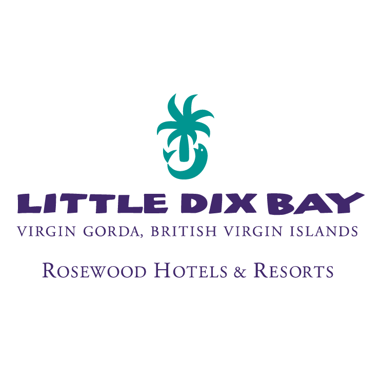 free vector Little dix bay