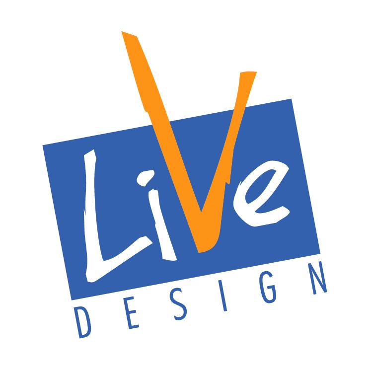 free vector Live design