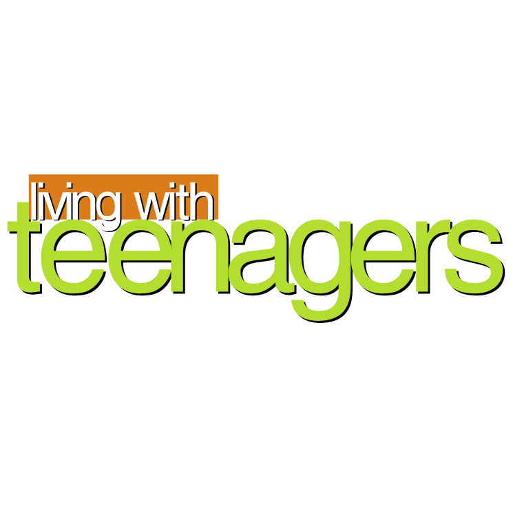 free vector Living with teenagers