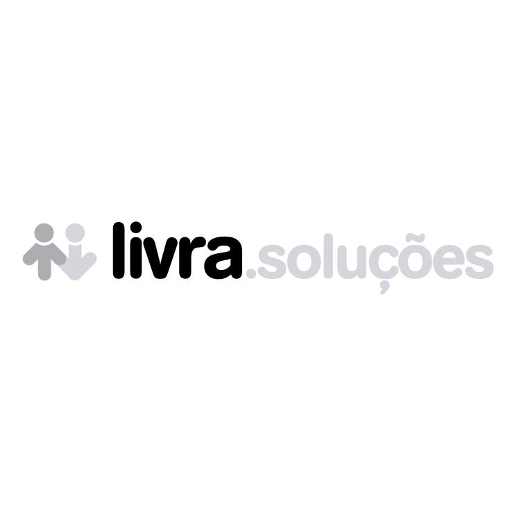 free vector Livrasolucoes