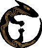free vector Lizard clip art