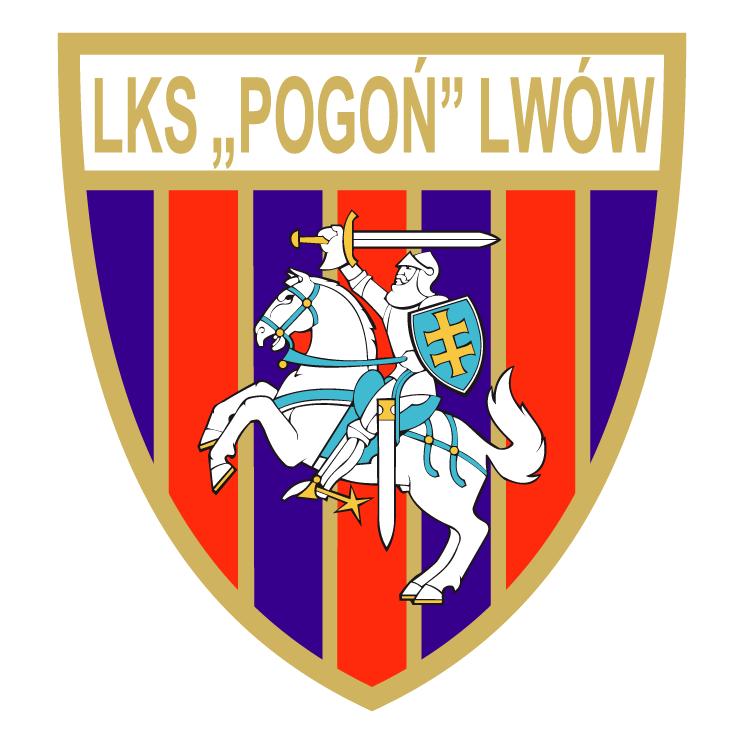 free vector Lks pogon lwow