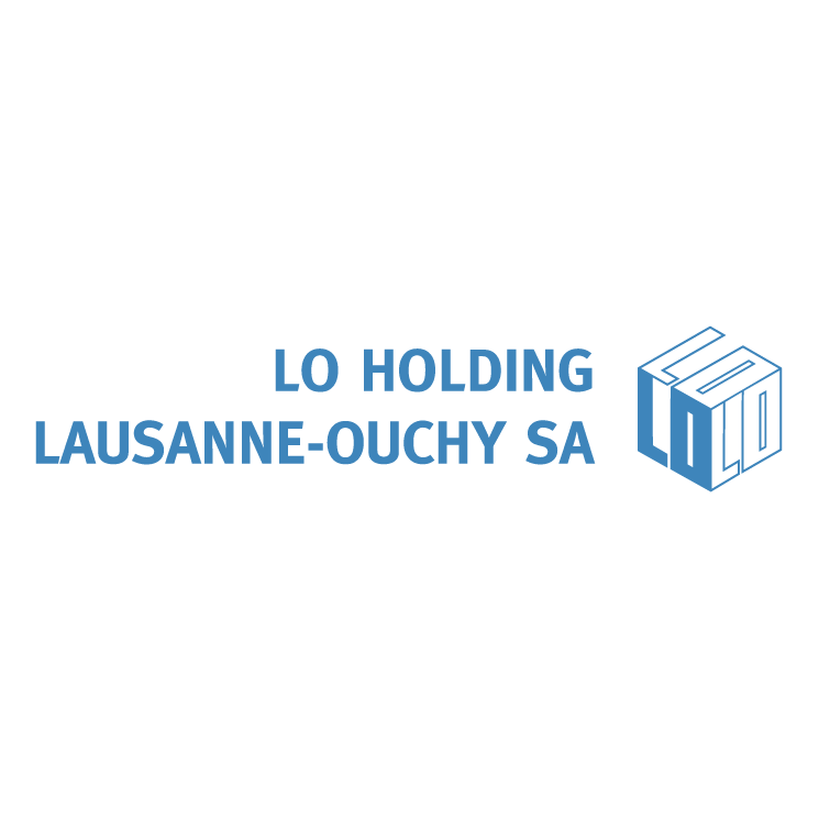 free vector Lo holding lausanne ouchy