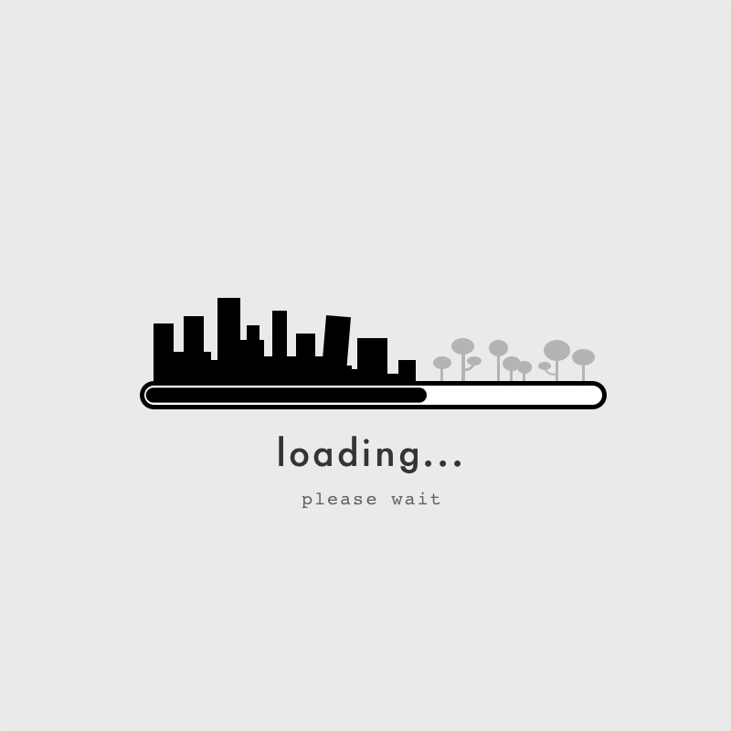 free vector Loading Vector Web Element