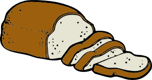 free vector Loaf Of Bread clip art