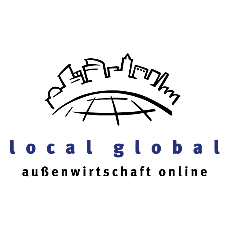 free vector Local global