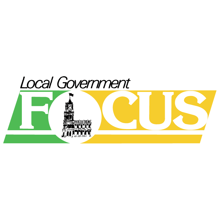 free vector Local government focus