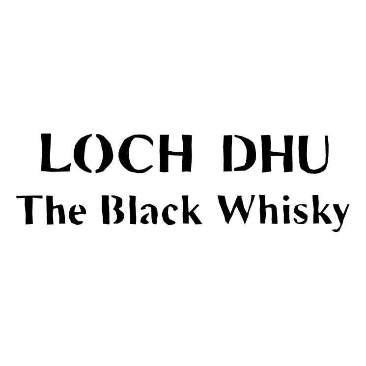 free vector Loch dhu