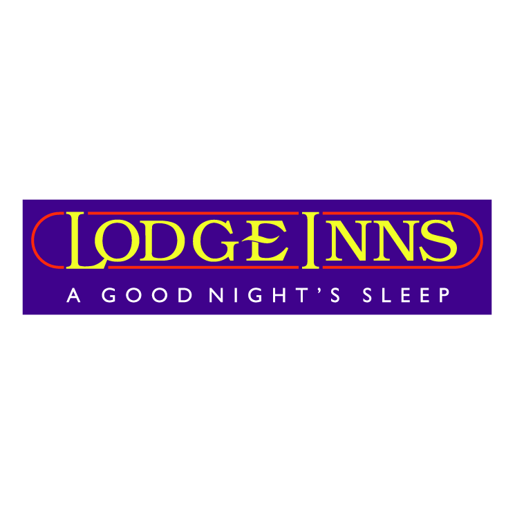 free vector Lodge inns