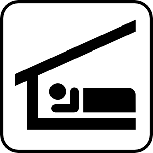 free vector Lodging clip art