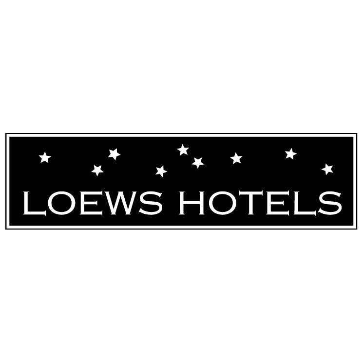 free vector Loews hotels